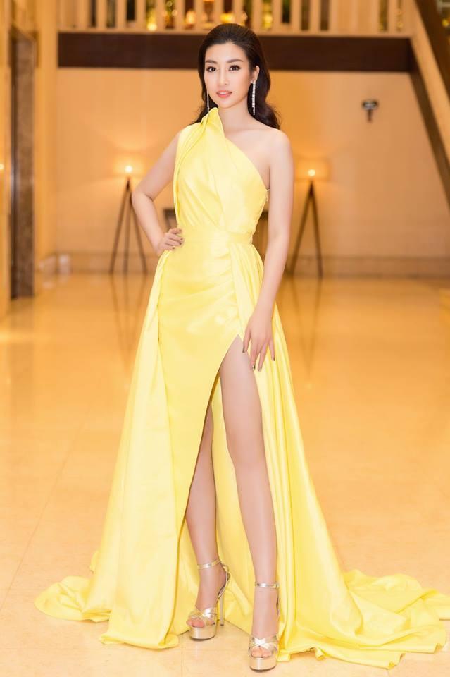 Gu thời trang ngày càng gợi cảm của Hoa hậu Đỗ Mỹ Linh