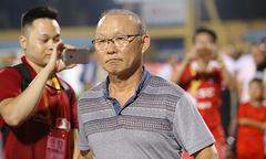 HLV Park Hang-seo xuống sân tìm các học trò U23