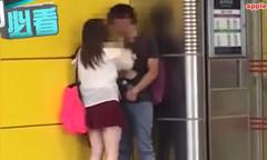 Chàng trai bị người yêu tát 41 cái ở ga tàu vì mời nhiều gái lạ lên giường