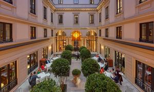 Mandarin Oriental công bố dự án khách sạn đầu tiên tại Union Square