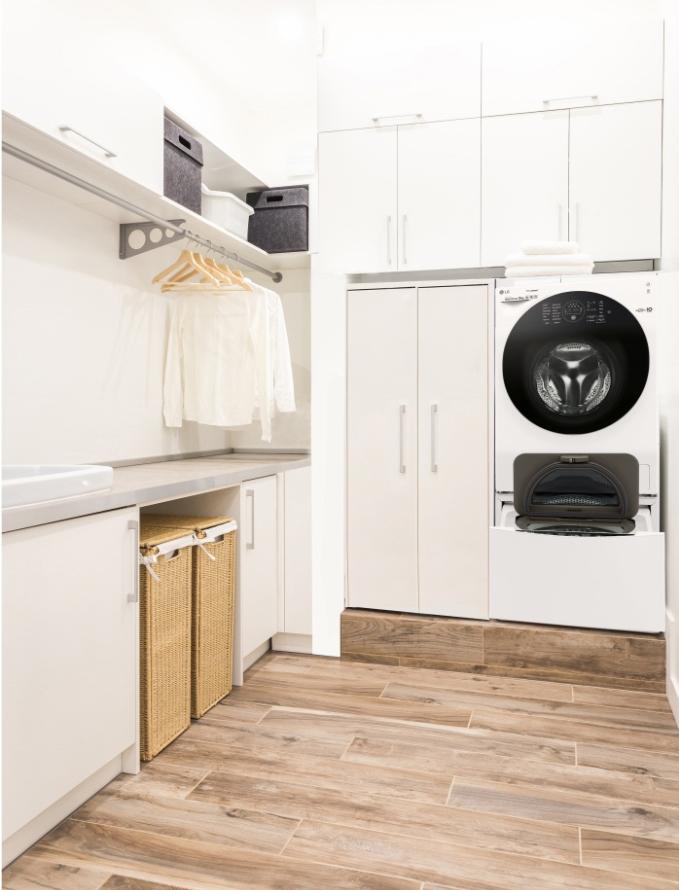 5 cách thiết kế phòng giặt ủi tiện nghi và đẹp mắt - 7
