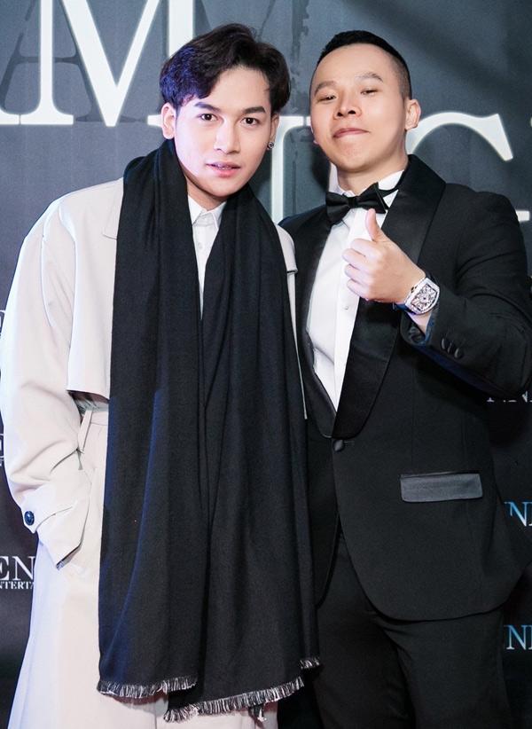 Ca sĩ Ali Hoàng Dương được mời sang Pháp biểu diễn tại sự kiện Vietnam Night.