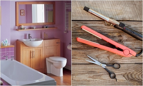 Những mẹo vặt trong phòng tắm có thể thay đổi cuộc sống của bạn