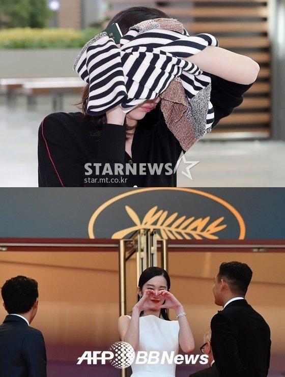 Sự khác biệt trong cư xử của Jong Seo khiến cô vấp phải chỉ trích của dư luận Hàn Quốc.