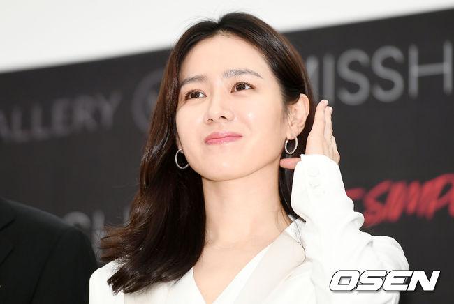 Chị đẹp Son Ye Jin da mượt mà không tì vết - 5