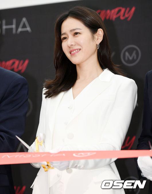Chị đẹp Son Ye Jin da mượt mà không tì vết - 6