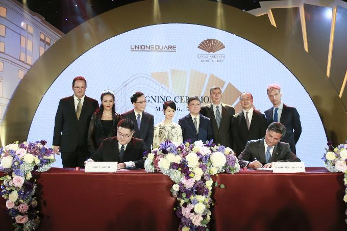 Tập đoàn Khách sạn Mandarin Oriental và Union Square Saigon vừa ký kết phát triển dự án khách sạn cao cấp theo tiêu chuẩn 5 sao mang tên Mandarin Oriental Saigon. Đây sẽ là điểm đến tại TP HCM dành cho những ai yêu thích phong cách sống đẳng cấp.