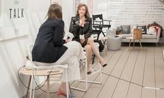 Lý Nhã Kỳ làm khách mời talkshow của tạp chí Pháp