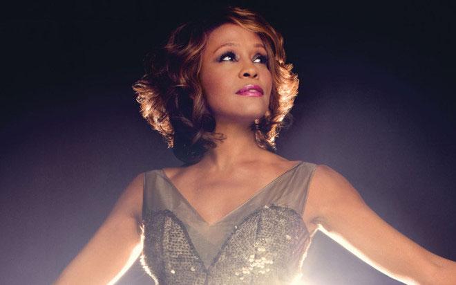 Danh ca Whitney Houston.