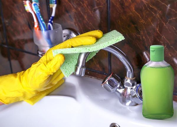 14 mẹo giúp nhà cửa tinh tươm chỉ trong vài phút - 1