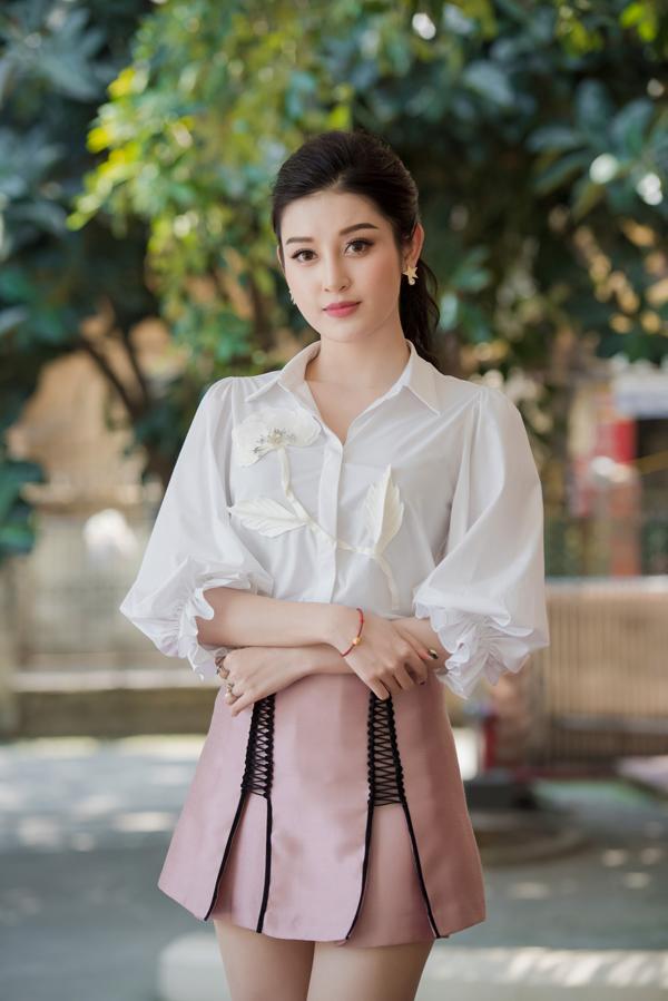 Á hậu Huyền My - 1