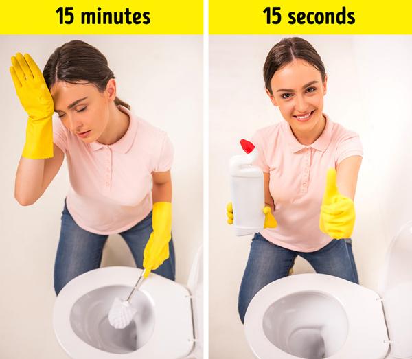 14 mẹo giúp nhà cửa tinh tươm chỉ trong vài phút - 4