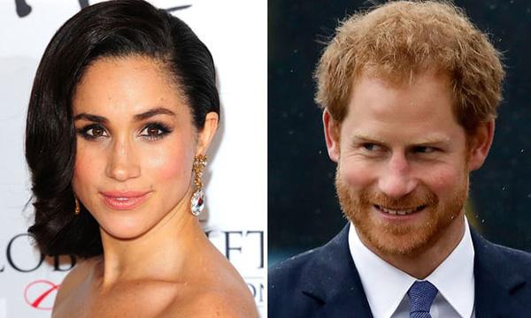 Hoàng tử Harry lên tiếng yêu cầu truyền thông không soi mói cuộc sống và đời tư của bạn gái. Ảnh: PA.