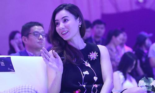 Trương Bá Chi xinh đẹp hơn nhờ tăng cân