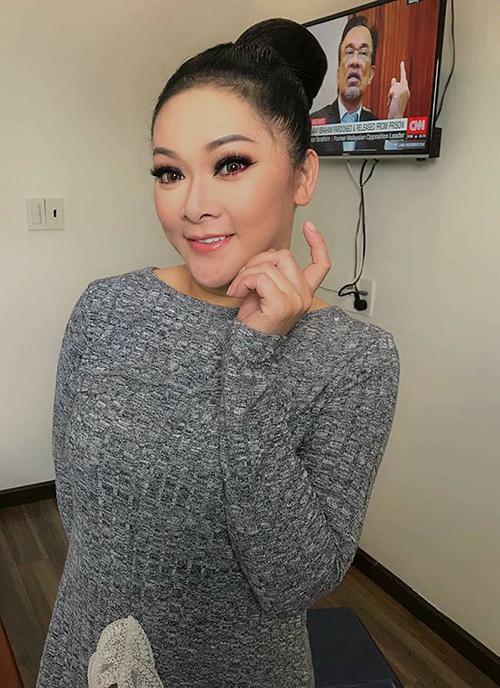 Ca sĩ Như Quỳnh