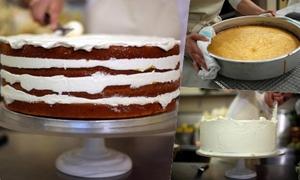 Những hình ảnh đầu tiên về bánh cưới 'phi truyền thống' của Harry và Meghan