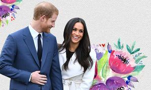 Đám cưới Harry và Meghan trước giờ G: Những chi tiết ấn tượng