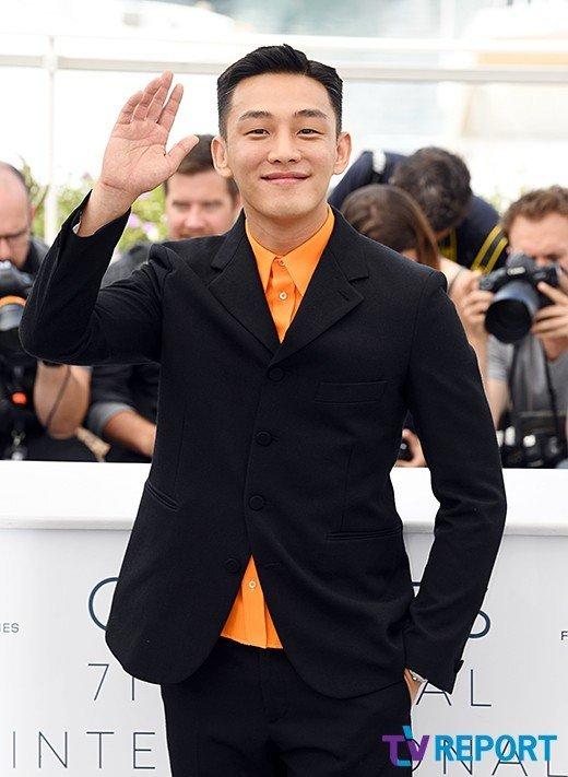 Nàng thơ mặt lạnh củađiệnảnh Hàn tươi rói tại Cannes - 6