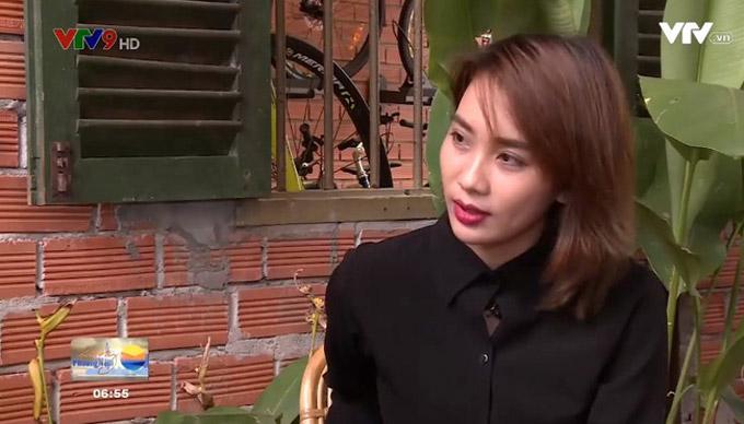 Phạm Lịch trong cuộc trò chuyện với VTV về