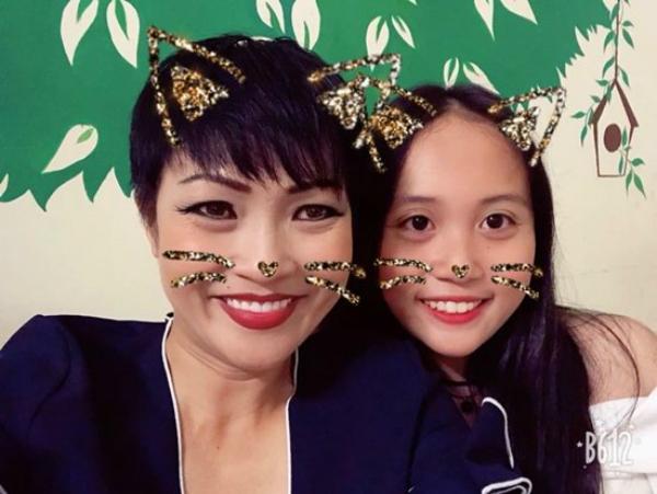 Con gái Phương Thanh đồng ý mẹ lấy chồng và sinh thêm em bé.