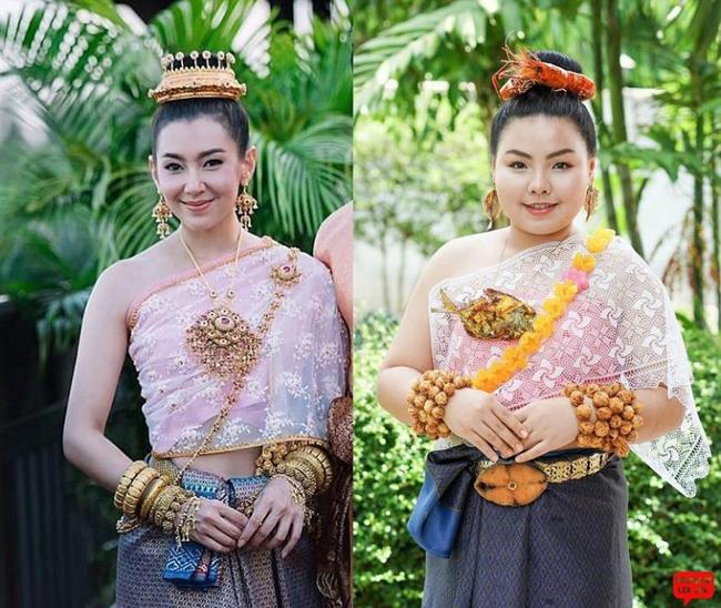 Cô gái mê ăn người Thái cosplay thành người nổi tiếng - 3