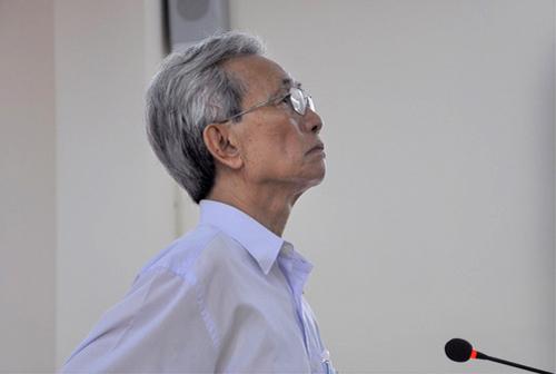 Đình chỉ nhiệm vụ thẩm phán tuyên án treo cho Nguyễn Khắc Thủy - 1
