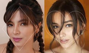 Chọn đúng kiểu tóc mái giúp 'giấu nhẹm' nhược điểm của khuôn mặt
