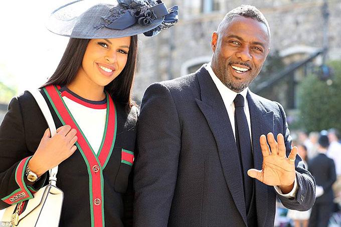 Cô dâu Meghan là diễn viên Mỹ nên có đông đảo bạn bè thân thiết trong làng giải trí.