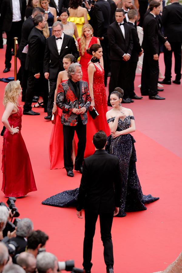 Sau LHP lần này, Lý Nhã Kỳsẽ mời nhiều nhà sản xuất nổi tiếng đến Việt Nam để góp phần giới thiệu văn hoá và phát triển du lịch. Ngoài ra cô cũng lên kế hoạch sản xuất một bộ phim về đất nước Việt Nam. Hoài bão của tôi là sản xuất một bộ phim Việt có thể nằm trong danh sách tranh giải Cành Cọ Vàng tại Cannes.