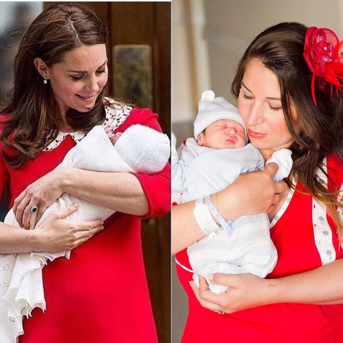 Và mỗi bà mẹ đều là những nữ hoàng đích thực.