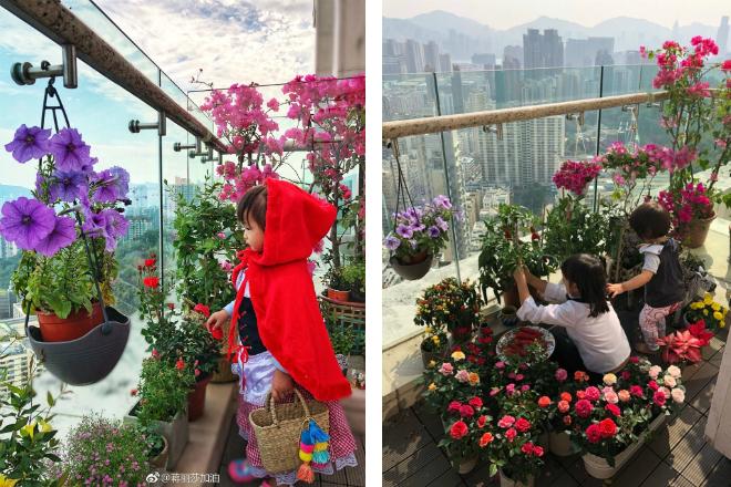 Vợ chồng Trần Hạo Dân và 4 con tận hưởng tiệních sốngtrong căn hộ áp mái - 17