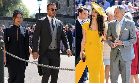 Dàn sao Hollywood đến dự đám cưới của Hoàng tử Anh