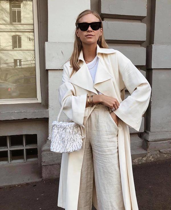 Các mẫu túi thủ công được fashionista thế giới mix - match một cách ấn tượng cùng nhiều set đồ dạo phố.