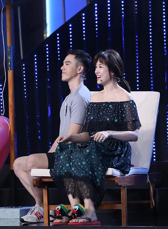 Hari Won kể chuyện yêu người kém tuổi, sợ cưới xong bắt đẻ - 3