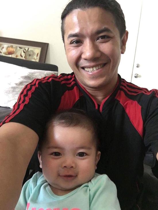 Kasim lần đầu thừa nhận đã có con trai với bạn gái Việt kiều sau 11 năm gắn bó.