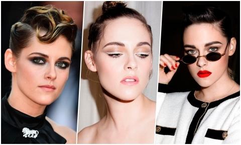 """Kristen Stewart """"chiếm sóng"""" thảm đỏ Cannes với phong cách làm đẹp xuất thần"""