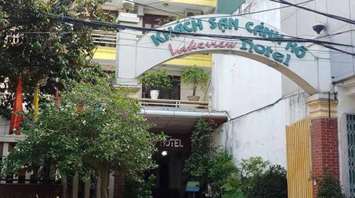 Khách sạn nơi du khách tử vong bất thường.