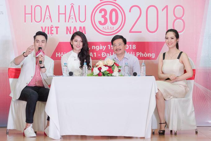 Mai Phương, Thùy Dung lần lượt chia sẻ cảm xúc với các sinh viên. Tuy họtham gia cuộc thi nhan sắc hàng đầu Việt Nam cách nhau tới 14 năm nhưng lại có khá nhiều điểm chung. Đó đều là những trải nghiệm quý giá của họ thời tuổi trẻ.