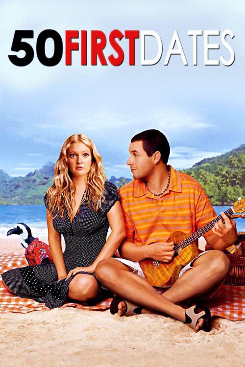 Adam Sandler và Drew Barrymore