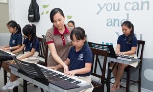 Sân chơi âm nhạc chuyên nghiệp dành cho các tài năng trẻ
