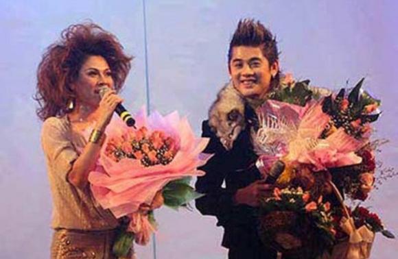 Lâm Khánh Chitừng có tình cảm với Thanh Thảo trướckhi chuyển giới.