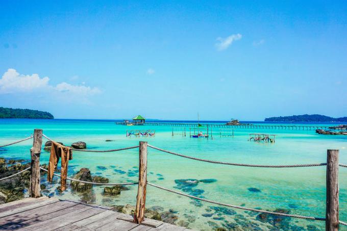 Những thiên đường biển đảo ở Campuchia, sát vách Việt Nam - 3
