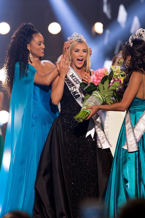 Sarah Rose Summers giành vương miện Hoa hậu Mỹ (Miss USA) 2018 trong đêm chung kết vừa diễn ra tại Louisiana tối 21/5 (sáng nay theo giờ Việt Nam).
