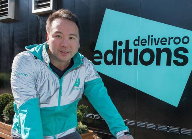 Will Shu, ấp ủ kế hoạch sáng lập nên Deliveroo từ năm 24 tuổi khi còn là nhân viên tại ngân hàng Morgan Stanley. Ảnh:Business Insider.
