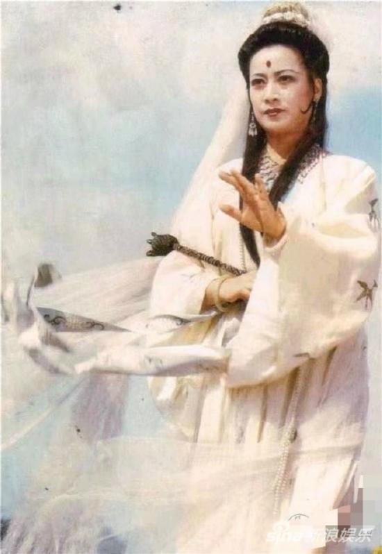 Hìnhảnh QuanÂm Bồ Tát gắn liền với tên tuổi bà TảĐại Phân.