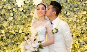 Vợ Lâm Vũ mang bầu hơn 4 tháng