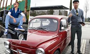 Bộ sưu tập xế hộp trị giá hai triệu bảng của tay chơi Sergio Ramos
