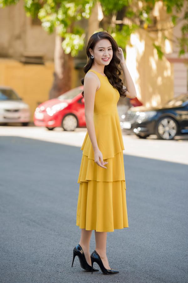 Huyền My, Thùy Dung - 4