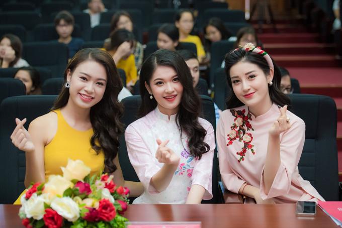 Huyền My, Thùy Dung - 5