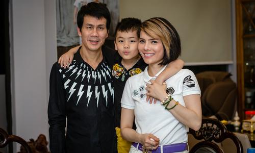 Tổ ấm hạnh phúc của diễn viên Kiều Thanh